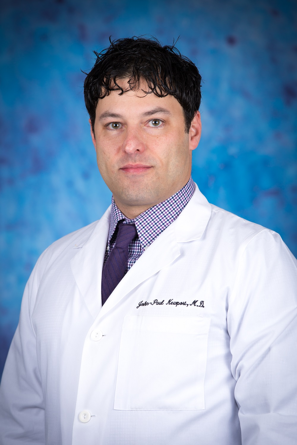 John-Paul Newport, MD of Urology Specialists of East Tennessee